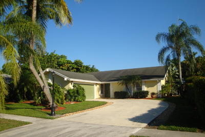 Royal Palm Beach Single Family Home For Sale: 103 Galiano Street
