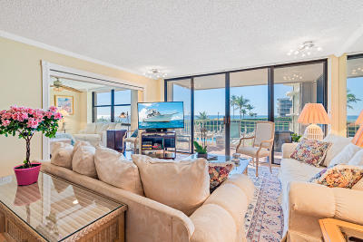 Palm Beach Condo For Sale: 3200 S Ocean Boulevard #B203