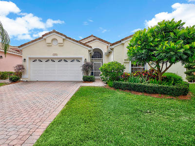 Boynton Beach Single Family Home For Sale: 6876 Camille Street