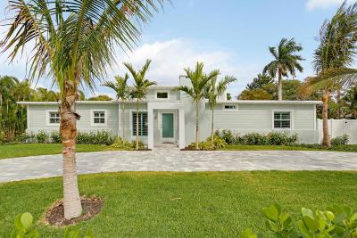 Delray Beach Rental For Rent: 915 Swinton Avenue