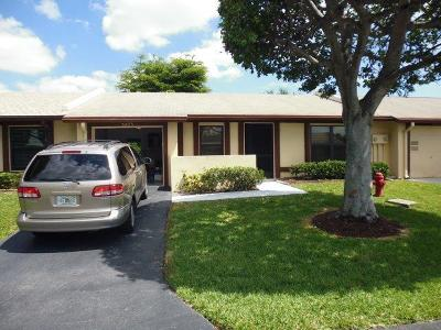 Delray Beach Single Family Home For Sale: 5328 Viburnum Circle
