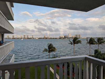 Lake Park Condo For Sale: 301 Lake Shore Drive #408