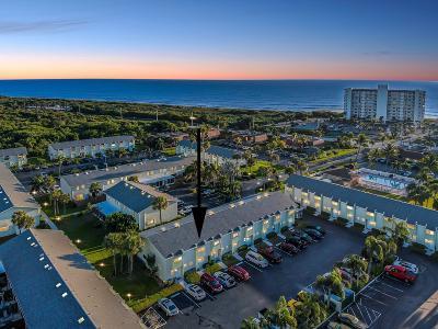 Jensen Beach Townhouse For Sale: 9419 S Ocean Drive #46