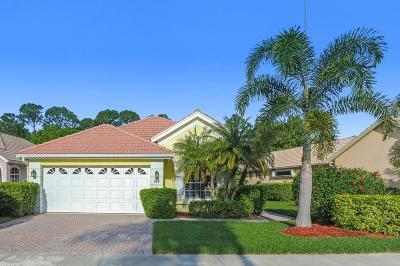 Port Saint Lucie Single Family Home For Sale: 748 SW Saint Croix Cove