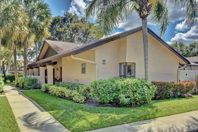 Broward County Single Family Home For Sale: 2629 Carambola Circle #1715