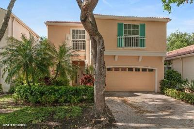 Palm Beach Single Family Home For Sale: 10 Via Sorrento
