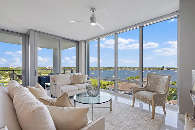 North Palm Beach Condo For Sale: 1 Water Club Way #702-N