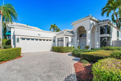 Boca Raton Single Family Home For Sale: 2472 NW 61st Diagonal