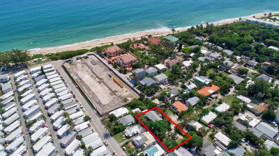 Boynton Beach Residential Lots & Land For Sale: 651 Seaview Avenue