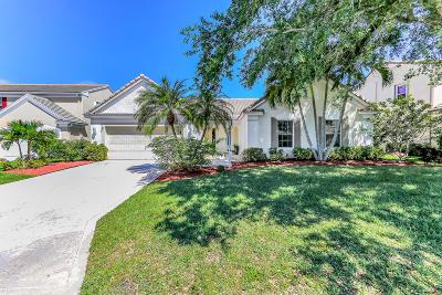Lake Worth Single Family Home For Sale: 6381 Old Medinah Circle