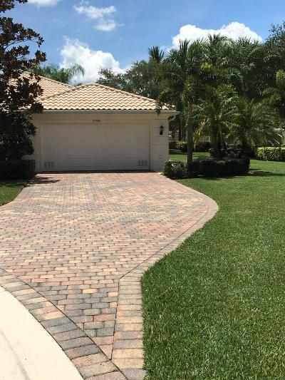 Wellington Single Family Home For Sale: 2796 Playa Drive