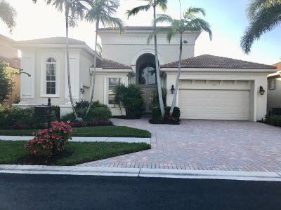 West Palm Beach Single Family Home For Sale: 7163 Tradition Cove Lane W