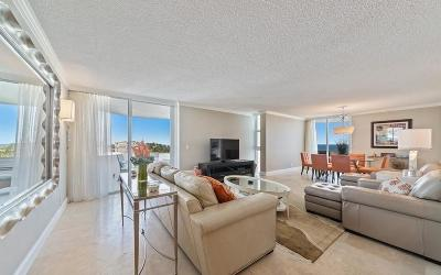Delray Beach Condo For Sale: 2200 S Ocean Boulevard #908