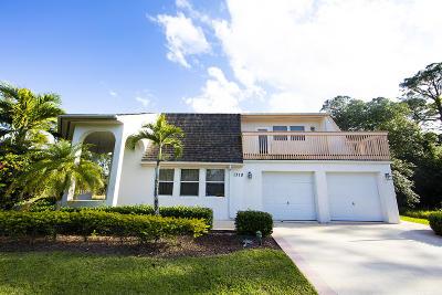 Port Saint Lucie Single Family Home For Sale: 1318 SW Melrose Avenue