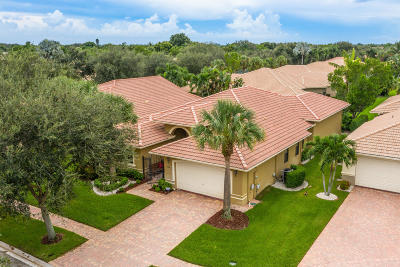 Boynton Beach Single Family Home For Sale: 11089 Via Siena