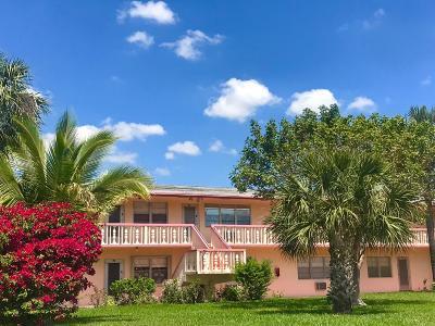 West Palm Beach Condo For Sale: 87 Waltham D #D