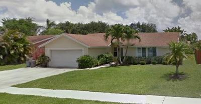Boca Raton Rental For Rent: 9402 Gettysburg Road