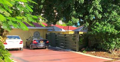Fort Lauderdale Single Family Home For Sale: 2132 NE 32nd Avenue