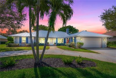 Hobe Sound Single Family Home For Sale: 8202 SE Royal Street