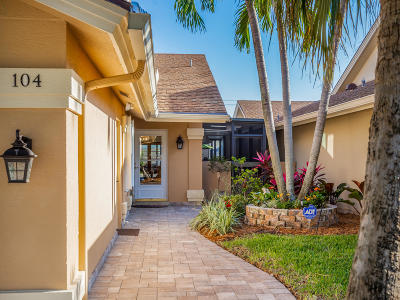 Jupiter FL Single Family Home For Sale: $849,000