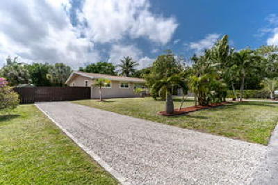 Boca Raton Single Family Home For Sale: 380 NW 36th Court