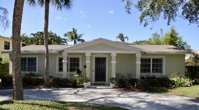 Boca Raton Single Family Home For Sale: 739 Periwinkle Street