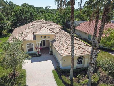 Port Saint Lucie Single Family Home For Sale: 9301 Briarcliff Trace