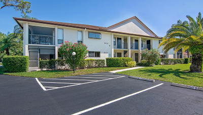 Jupiter Condo For Sale: 902 Wingfoot Drive #D