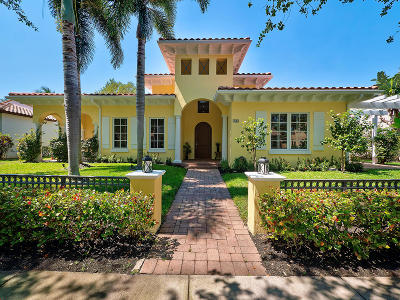 Jupiter FL Single Family Home For Sale: $1,225,000