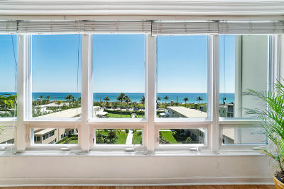 Delray Beach Condo For Sale: 120 Ocean Boulevard #Ph-6