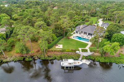 Jupiter FL Single Family Home For Sale: $4,200,000