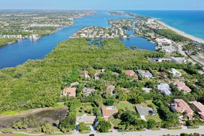 Ocean Ridge Single Family Home For Sale: 60 E Ocean Avenue