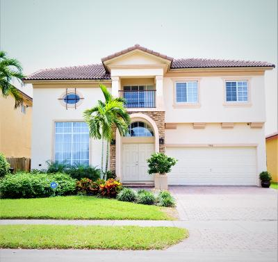 Miami-Dade County Single Family Home Contingent: 9460 SW 226th Terrace