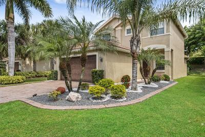 Boynton Beach FL Single Family Home For Sale: $350,000