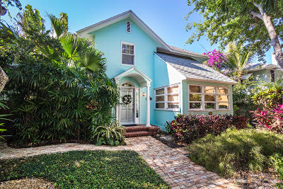 West Palm Beach Single Family Home For Sale: 324 Croton Way