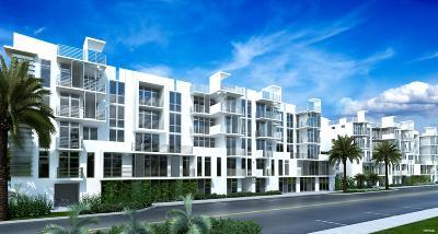 Delray Beach Condo For Sale: 111 SE 1st Avenue #318