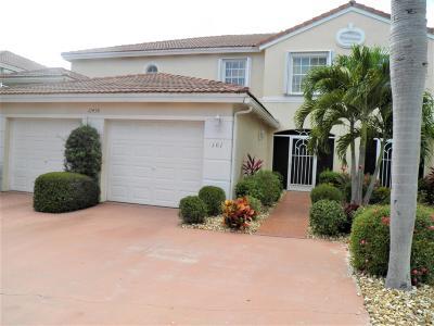 Boynton Beach Condo For Sale: 12438 Crystal Pointe Drive #101