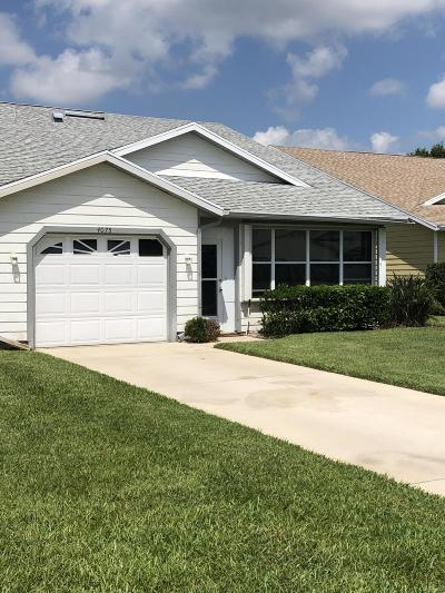 Fort Pierce Single Family Home For Sale: 4075 Gator Trace Road