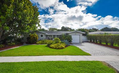 Boca Raton Single Family Home For Sale: 300 SW 6th Avenue