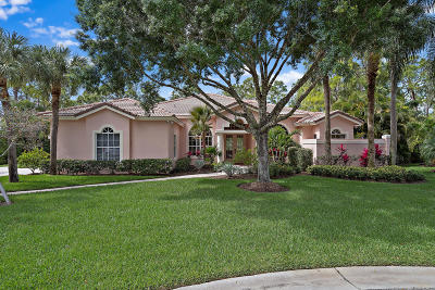Hobe Sound Single Family Home For Sale: 5411 SE SErenoa Terrace