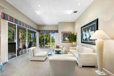 Boca Raton Condo For Sale: 5100 Lake Catalina Drive #B