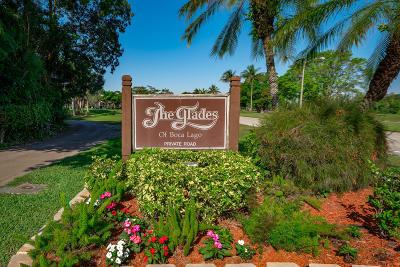 Boca Raton Condo For Sale: 21946 Arriba Real #2g