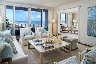 Palm Beach Condo For Sale: 2295 S Ocean Boulevard #924