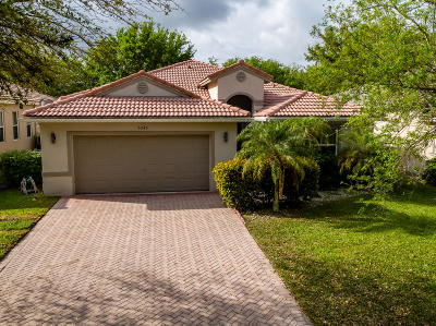 Coconut Creek Single Family Home For Sale: 5240 NW 49th Street