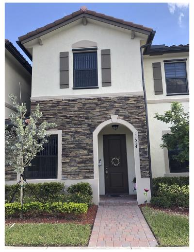 Miami-Dade County Townhouse For Sale: 11524 SW 250th Street