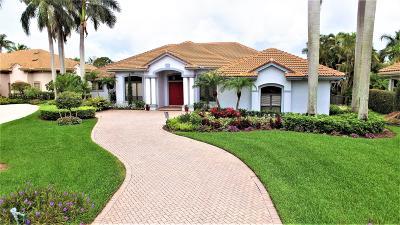 Bear Lakes Est North, Bear Lakes Estates, Bear Lakes Estates North Single Family Home For Sale: 2533 Seminole Circle