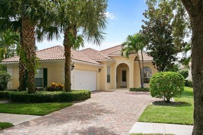 Palm Beach Gardens Single Family Home For Sale: 1337 Saint Lawrence Drive