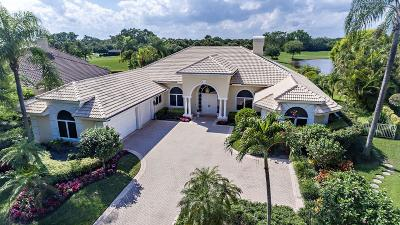 Palm Beach Gardens Single Family Home For Sale: 62 Saint George Place