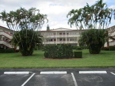 Boca Raton Condo For Sale: 293 Brighton G #293