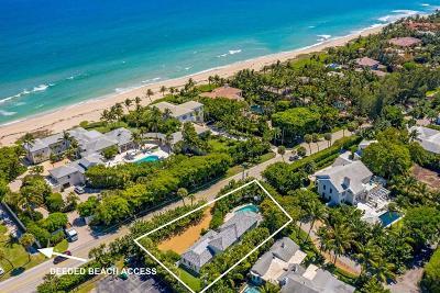 Single Family Home For Sale: 3500 Ocean Boulevard